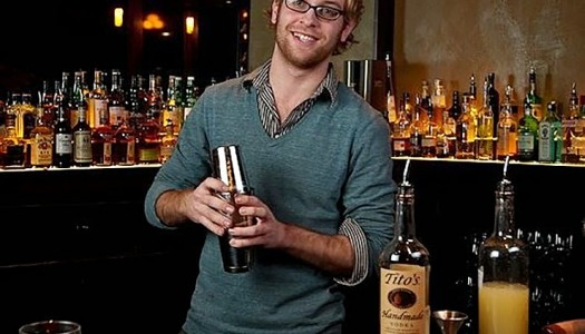 Featured Mixologist Justin Simmons