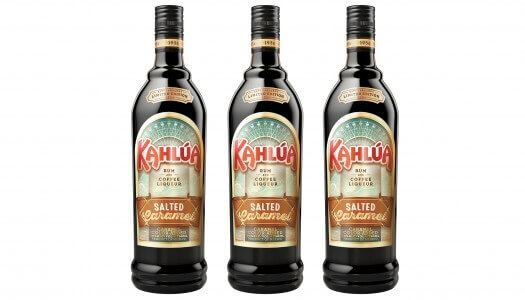 Kahlúa Releases New Salted Caramel