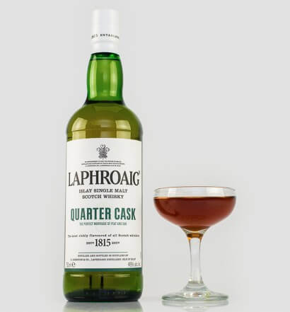 Laphroaig Plaid and Peated