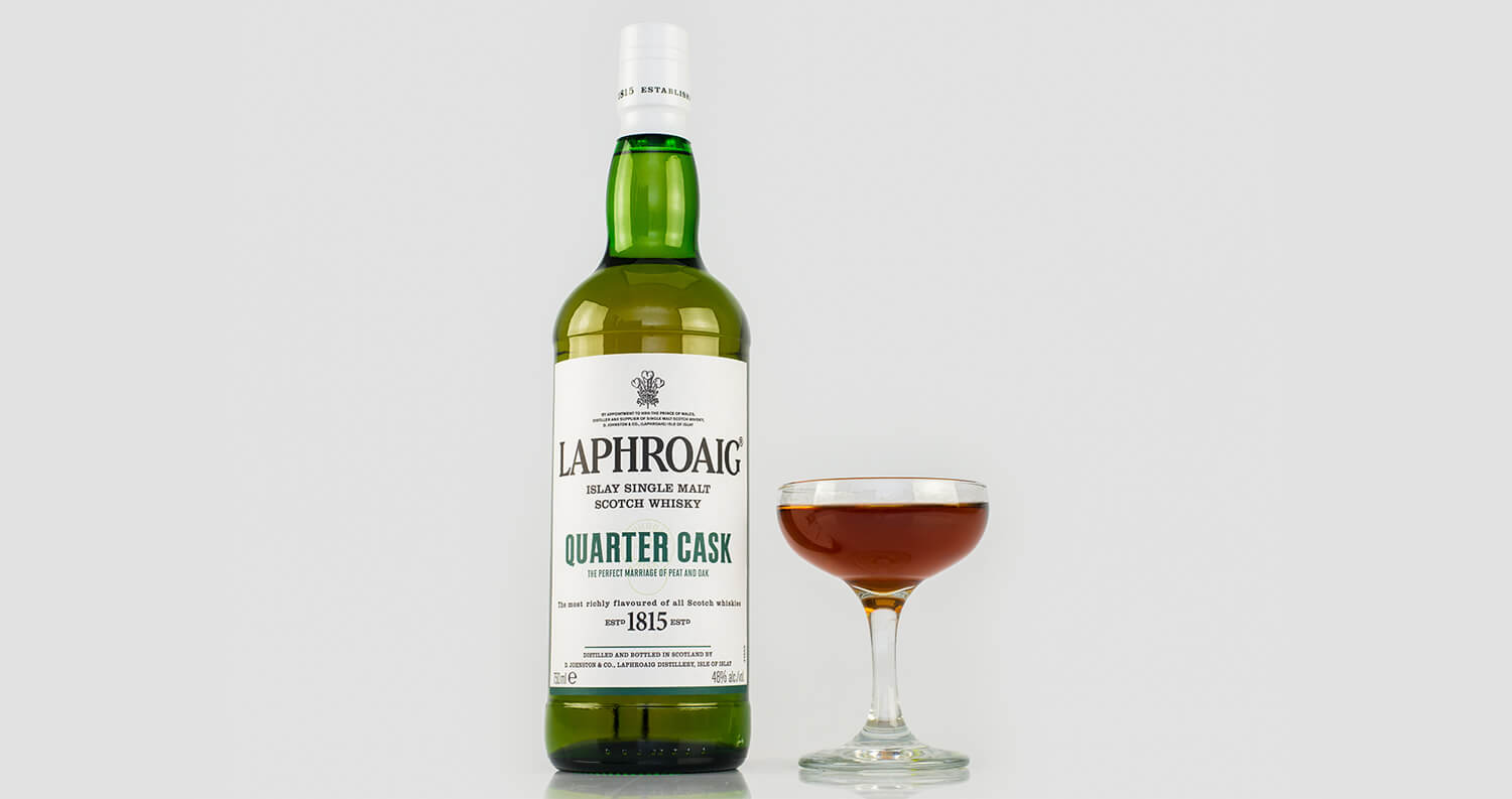 Laphroaig Plaid and Pleated
