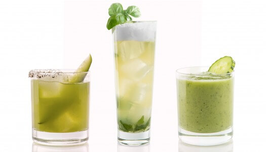St. Patrick's Day Tequila Cocktails