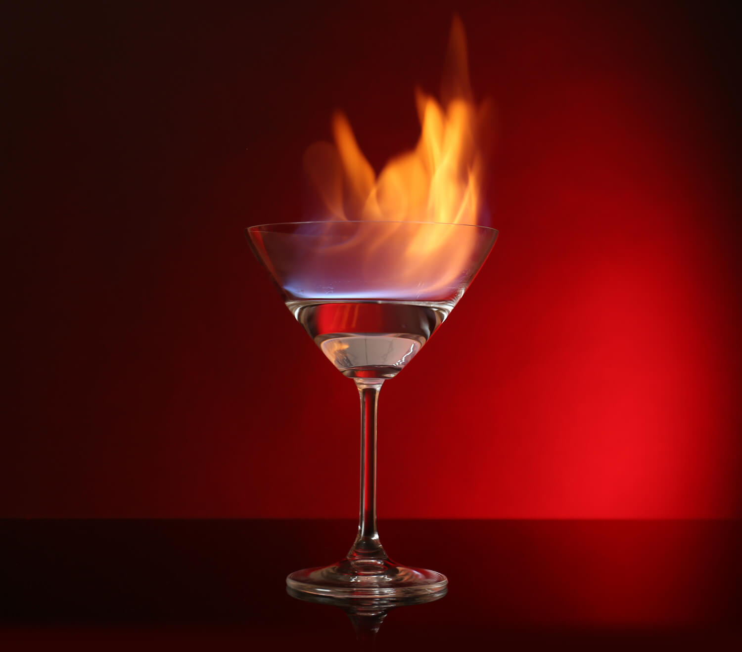 drink-on-fire