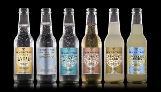 Fever-Tree Growth up 59% in U.S.