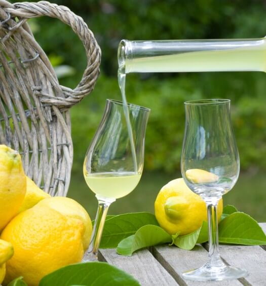 Limoncello Cocktails