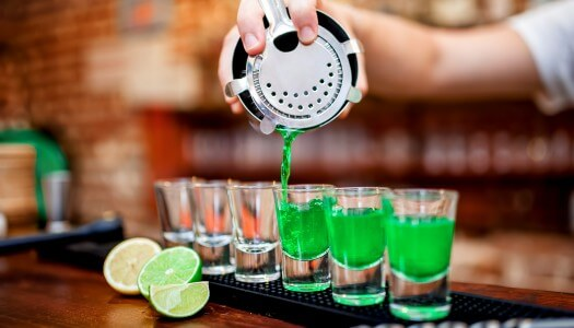 The Drinking of the Green