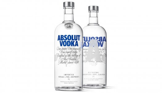 Absolut Getting a Bottle Redesign