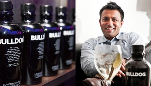 That Bulldog Spirit – Q & A With Anshuman Vohra of Bulldog Gin