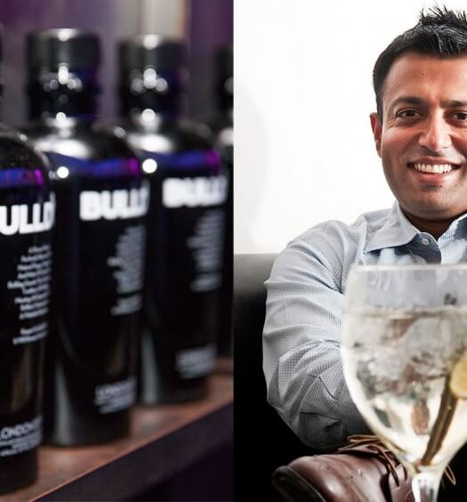 That Bulldog Spirit - Q & A With Anshuman Vohra of Bulldog Gin