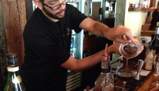 Featured Mixologist Arnaldo F. Silva Rivera