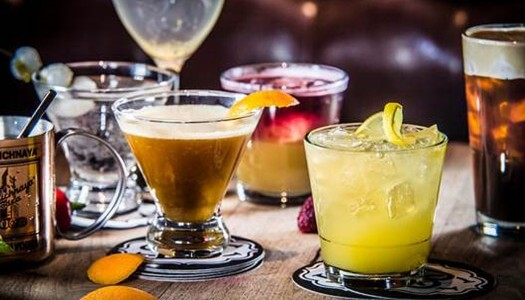 Mixologist, Spencer Elliot, Revamps Bounce Sporting Club's Cocktail Menu