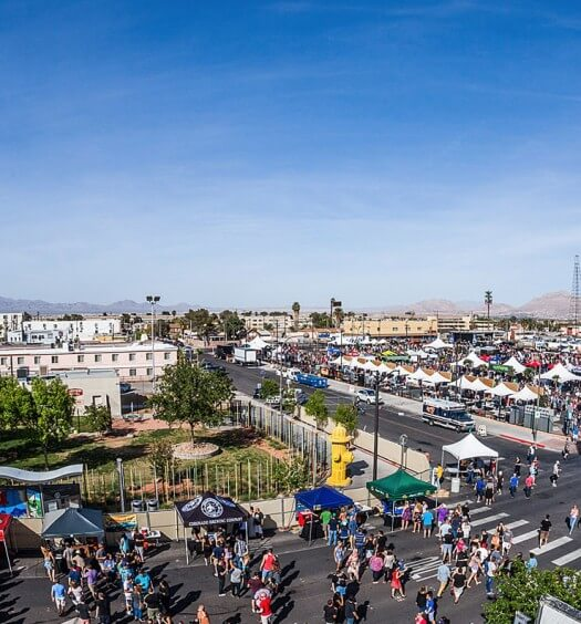 Motley Brews Toasts to the Fifth Anniversary of Great Vegas Festival of Beer