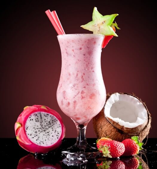 Juice Up Your Cocktails With Exotic Fruits
