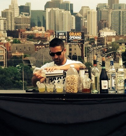 Featured Mixologist Kevin Feldman