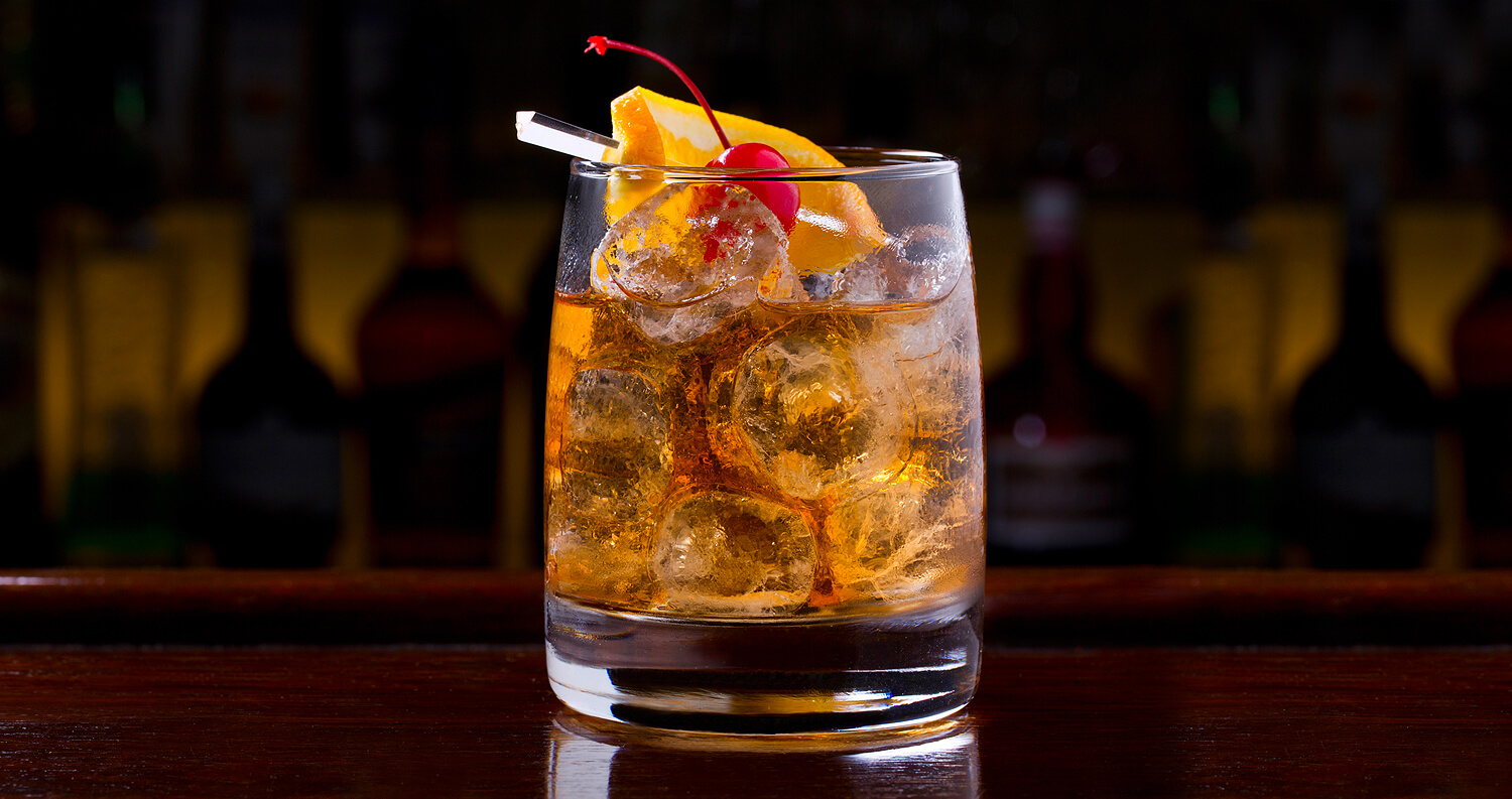 How to make an old fashioned cocktail 95