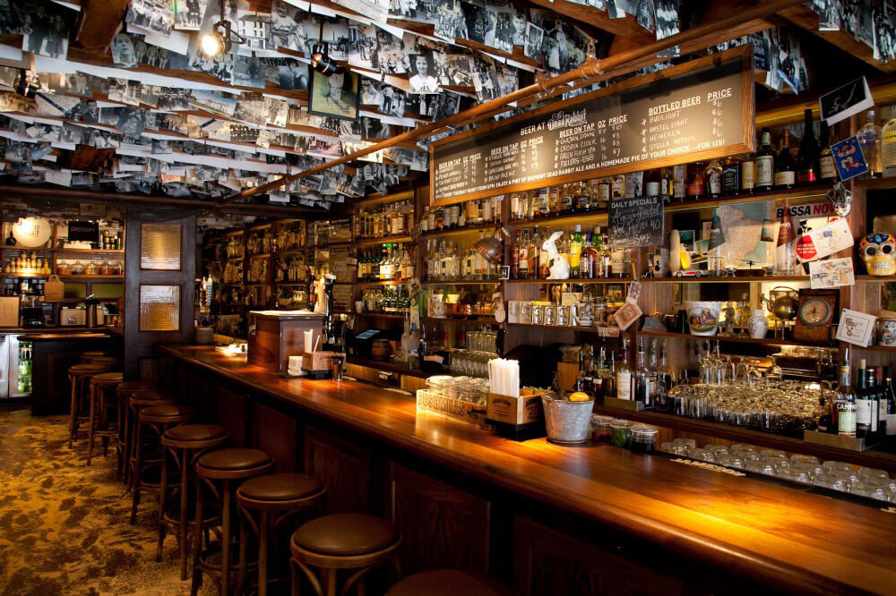 The Dead Rabbit Grocery and Grog Bar