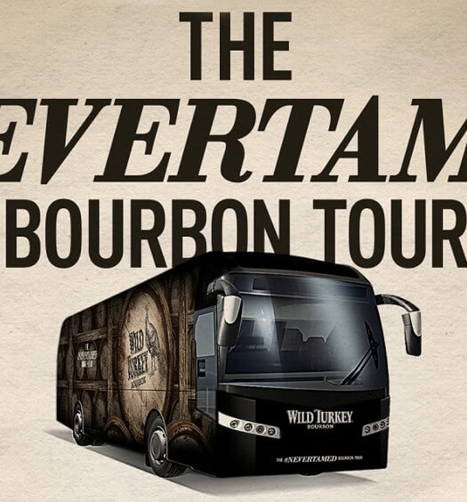 Wild Turkey® Hits the Road With The #Nevertamed Bourbon Tour