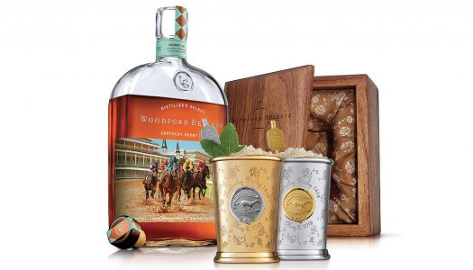 Woodford Reserve Unveils $1,000 Mint Julep Cup