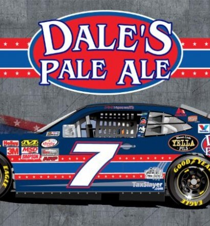 JR Motorsports and Dale's Pale Ale Unveil Partnership