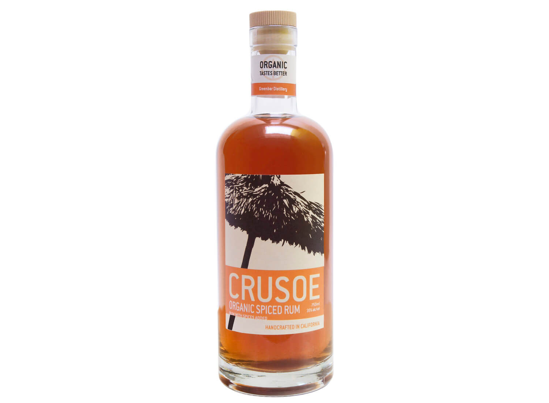 CRUSOE Organic Rum