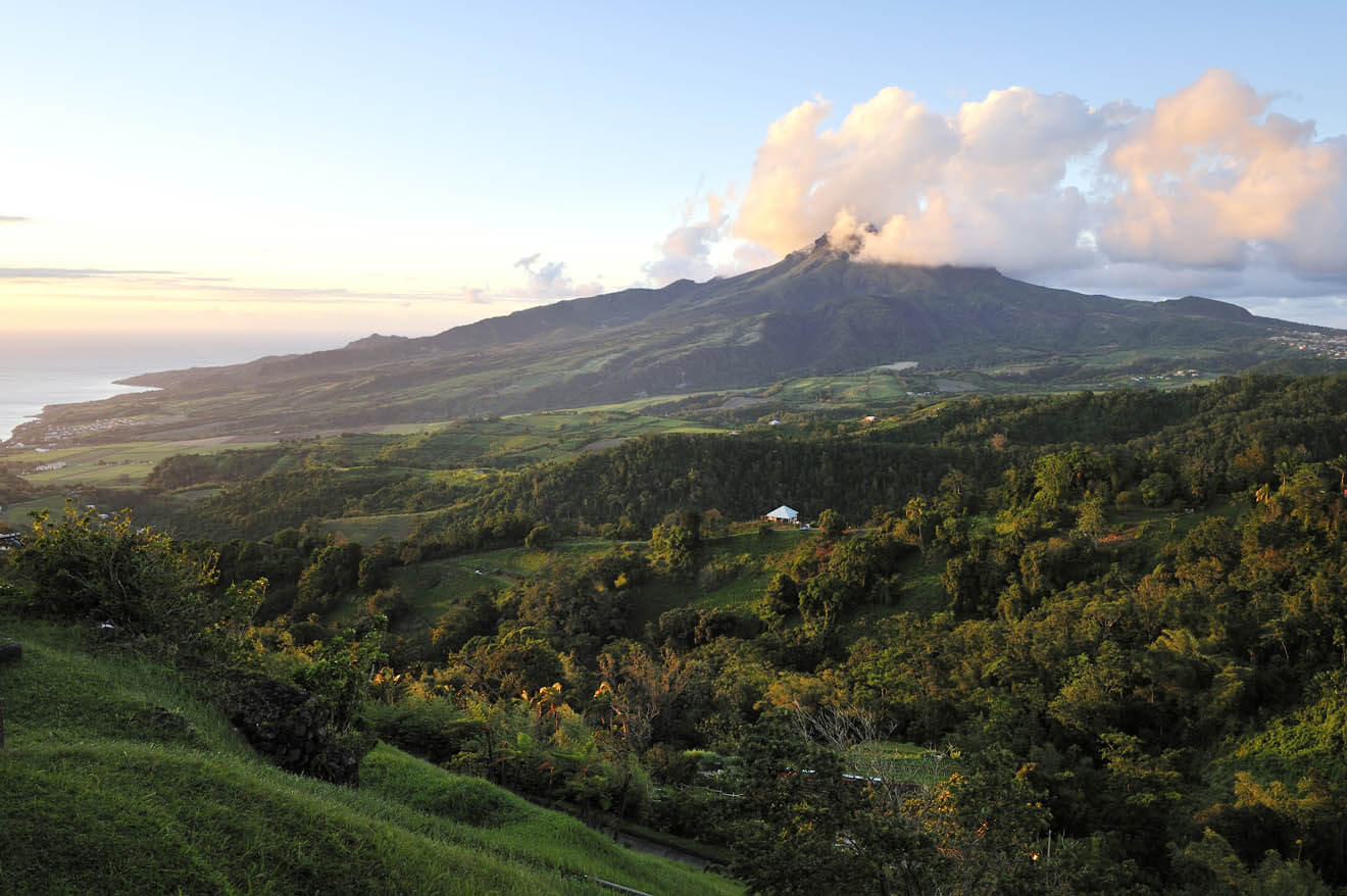 Mt. Pelee, Martinique