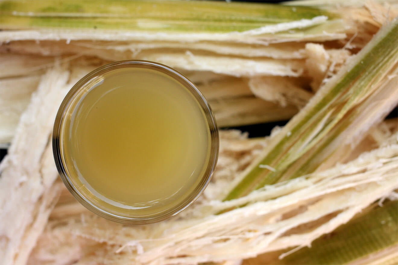 Sugar Cane and Cane Juice