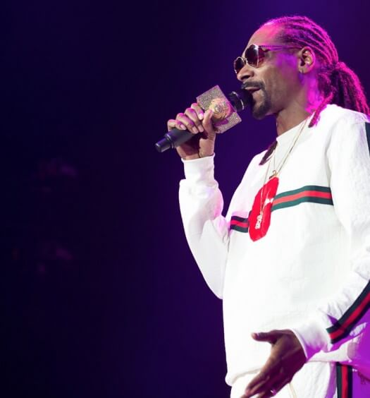 """Snoop Dogg celebrated 4/20 with a """"Wellness Retreat"""" in Colorado where fans enjoyed the #DrinkDifferent lounge by Cuca Fresca."""