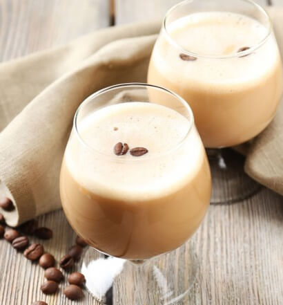 Chilled Drink of the Week: Van Gogh Spiked Butter Espresso