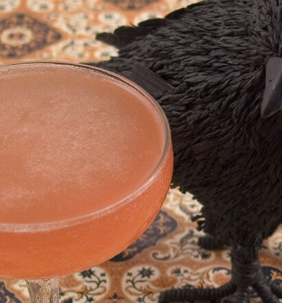 "Drinks and a Movie - Five ""Animal"" Cocktails"