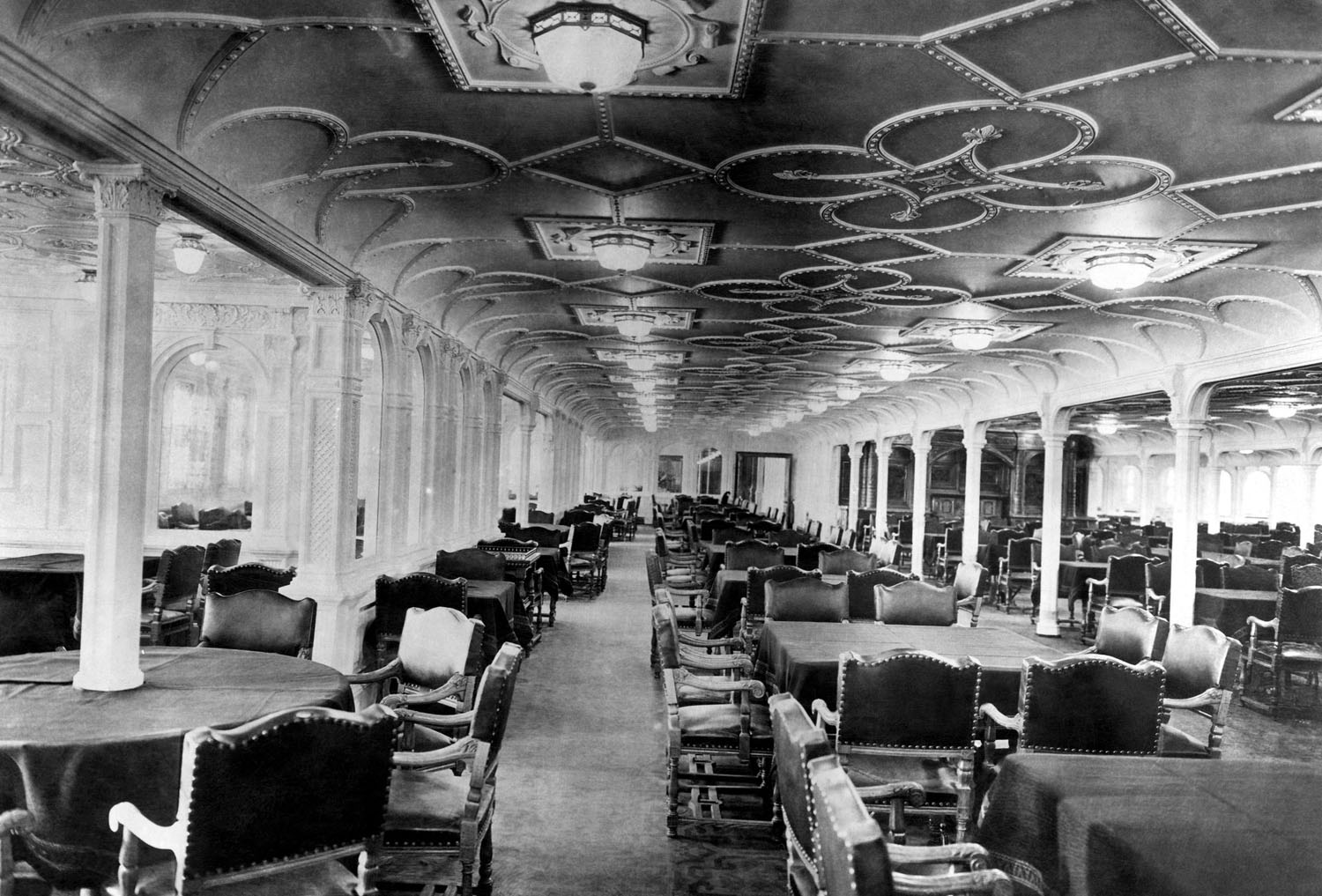 Titanic Dining Hall