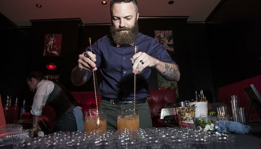 Featured Mixologist Zac Snyder