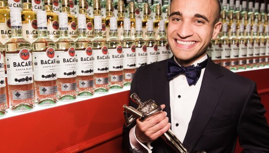 Frank Dedieu Wins BACARDÍ Legacy Global Cocktail Competition 2015