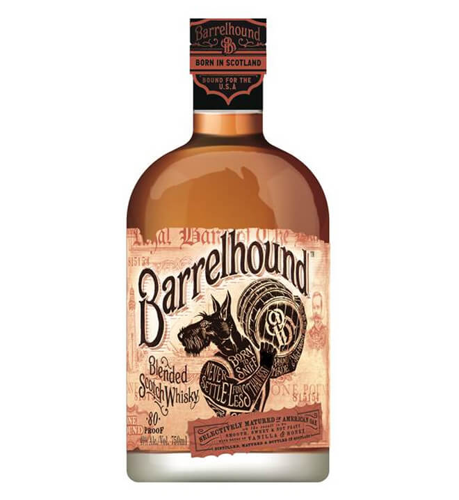 Barrelhound Blended Scotch Whisky
