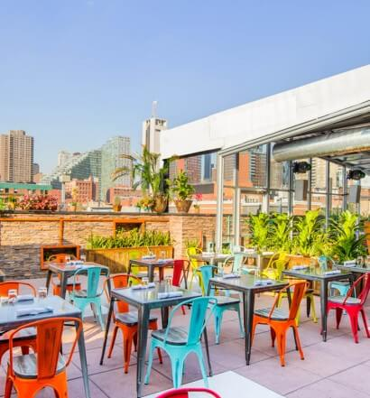 Cantina Rooftop NYC