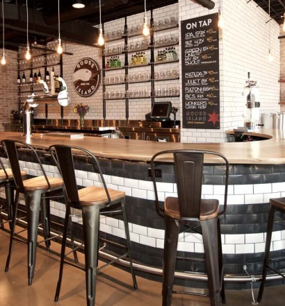 Goose Island Opens Fulton Street Brewery in Chicago