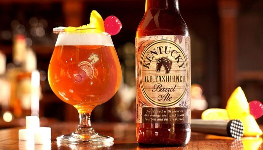 Kentucky Old Fashioned Barrel Ale Summer Seasonal Beer Debuts