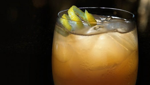 Must Mix: Ginger Root Cocktails from Touché Restaurant Miami