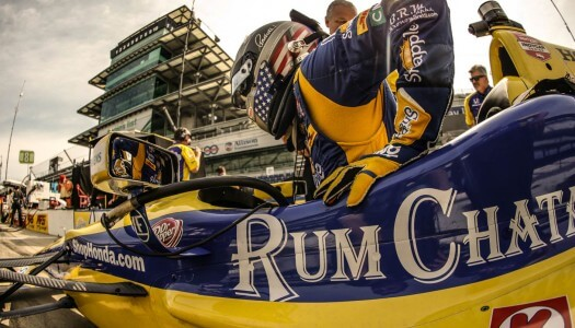 RumChata Teams With Marco Andretti in This Year's Indy 500