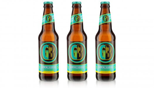 Gordon Biersch Brewing Company's Sommerbrau Hits Shelves