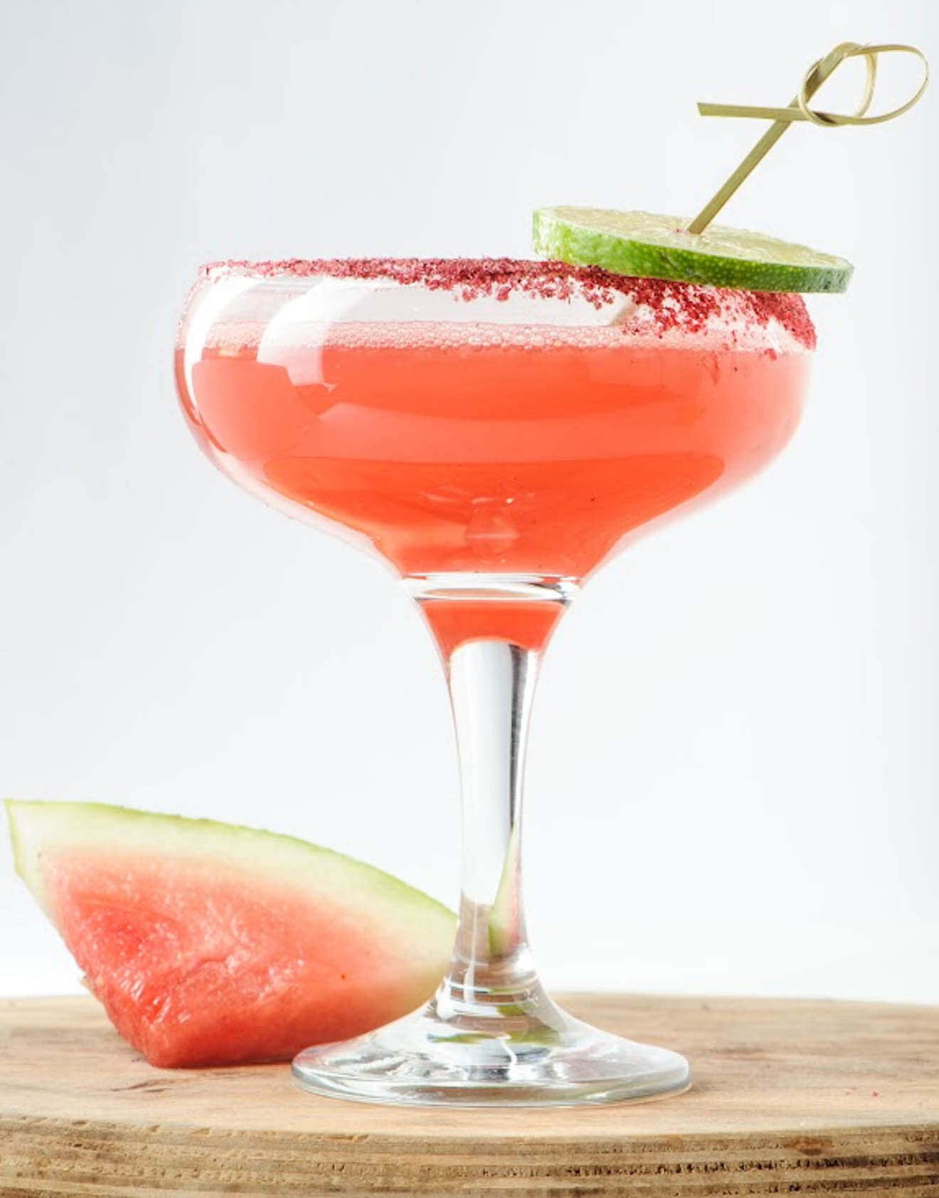 Watermelon Hibiscus Margarita