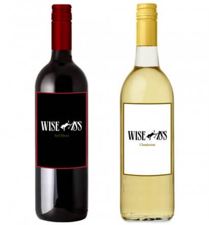 Wise Ass Wine - For People Who Don't Take Themselves Too Seriously