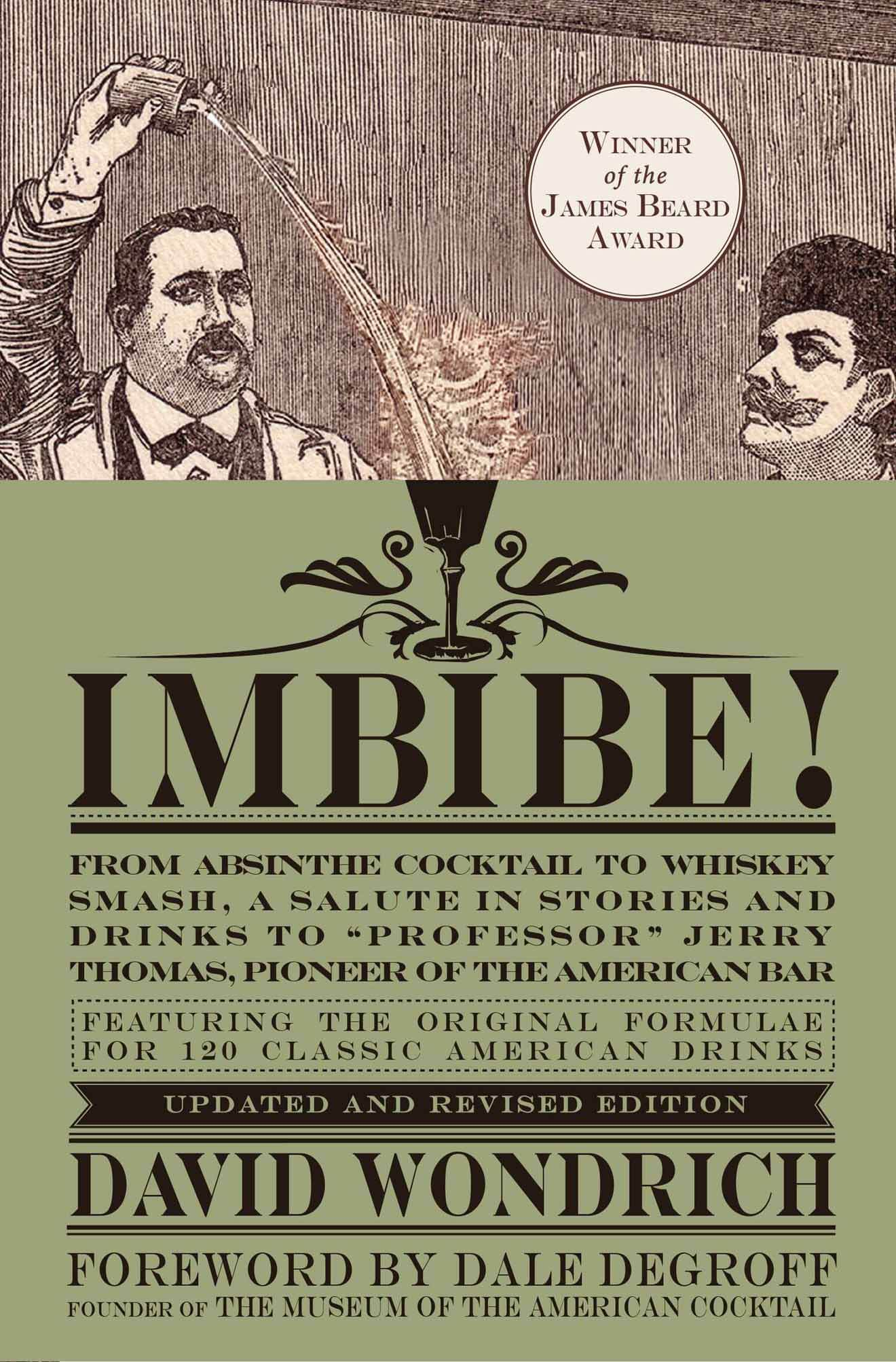 Imbibe! Book Cover