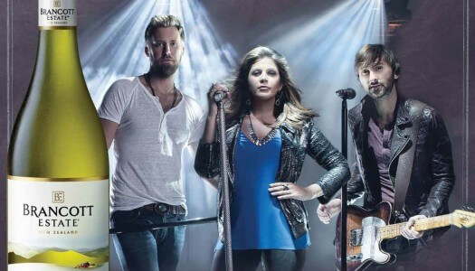 Brancott Estate Official Wine for Lady Antebellum – Wheels Up 2015 Tour