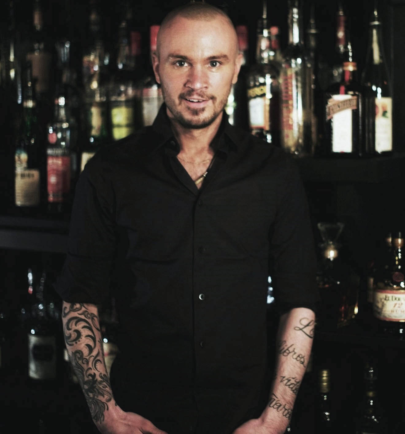 Featured Mixologist Michael Peace