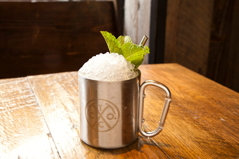 Mile High Julep
