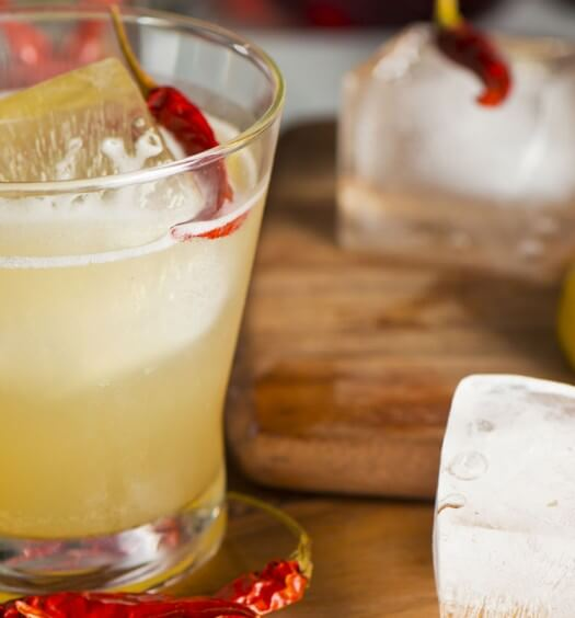 Chilled Drink Of The Week: The Chester's Hellfire Cocktail for Cinco de Mayo