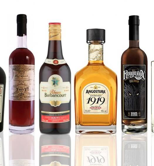 8 Rums for Right Now