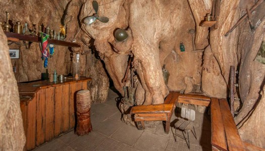 9 Bars in the Weirdest Places