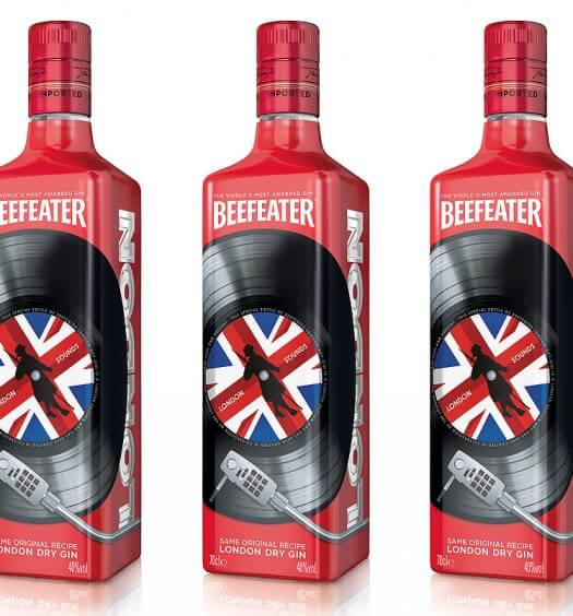 Beefeater London Sounds Launches