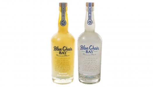 Blue Chair Bay Rum Launches Vanilla Rum and Banana Rum Cream
