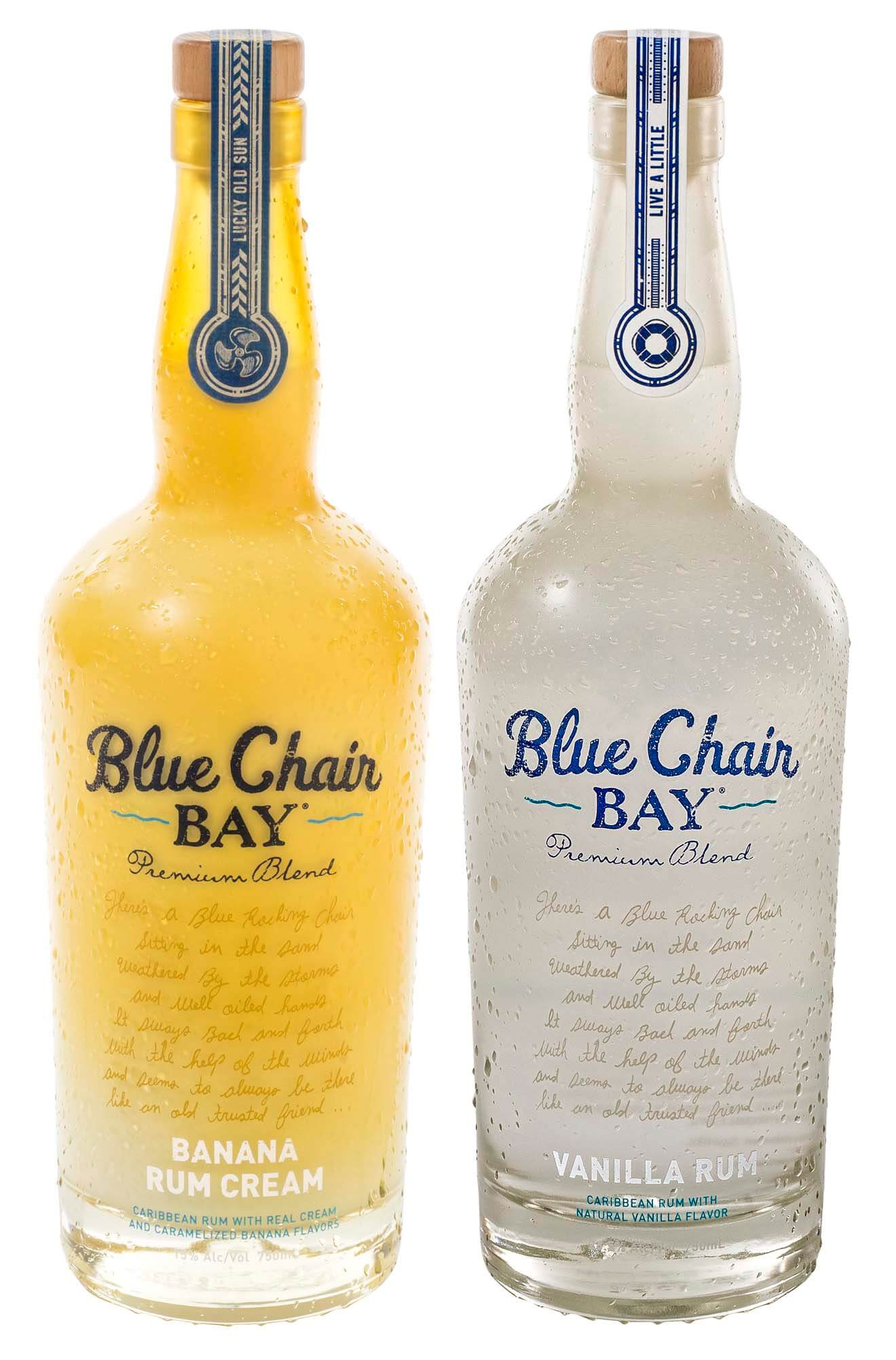 Blue Chair Bay New Flavors Vanilla and Banana Rum Cream